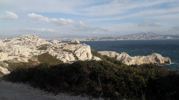 Visite des Iles Frioul Marseille dép 13
