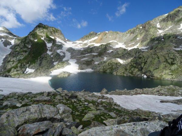Rando lac de la Croix (Dép:73)