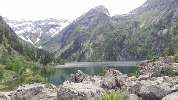 Rando lac Lauvitel (Dép:38)