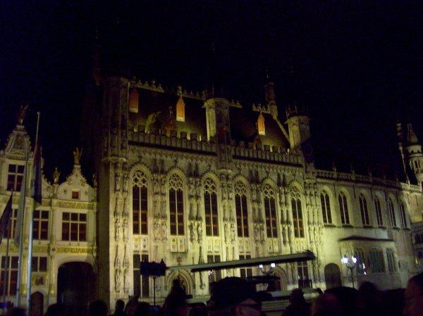 Visite Brugge (Belgique)