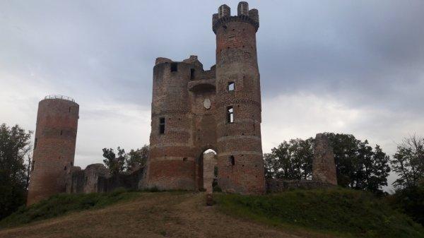 Balade Château de Bressieux (Dép:38)