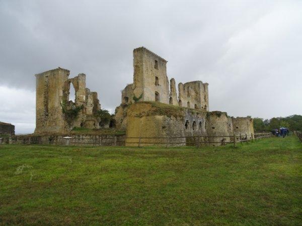 Visite du Château de Lagarge (Dép:09)