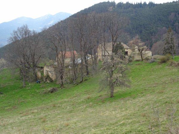 Balade à Reichas village perdu (Dép:26)