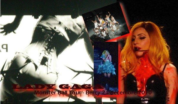 EVENT PASSE Lady GaGa Live