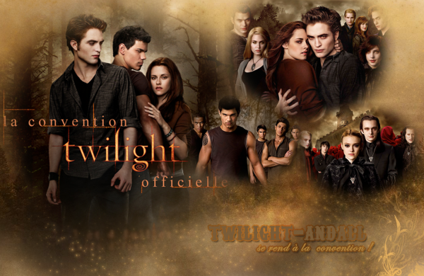 EVENT PASSE Convention officielle twilight 2O1O