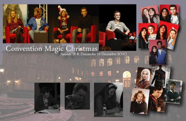 EVENT PASSE Convention Magic Christmas
