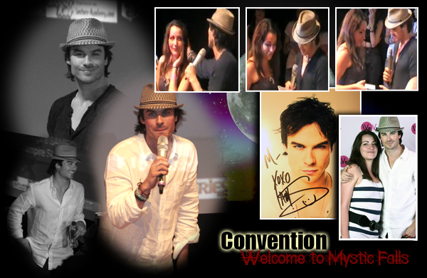EVENT PASSE Convention Welcome to Mystic Falls