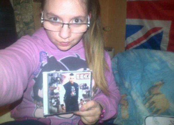 L'album Je Suis Vous De Leck <3