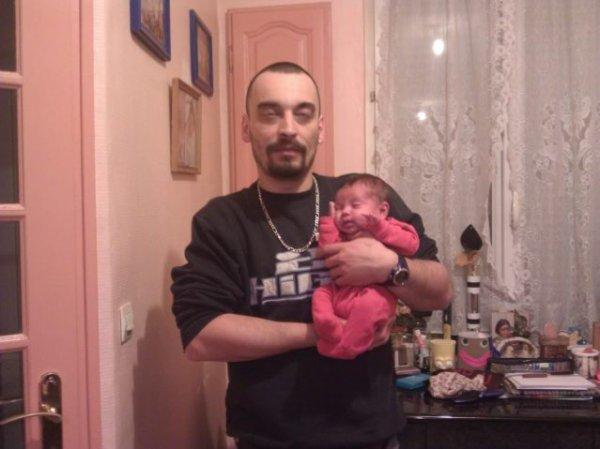 Camille & mon père