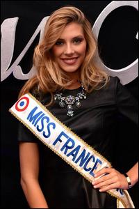 Résultats - Miss France 2015