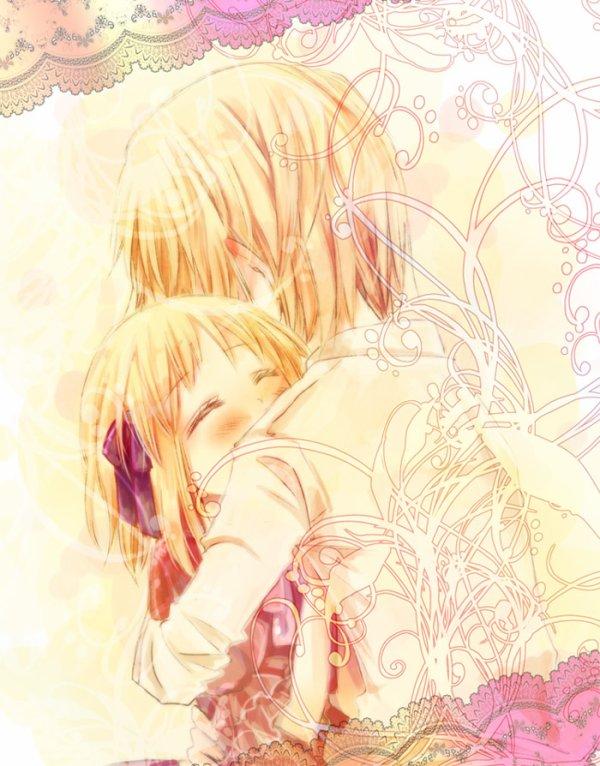 "Fan-arts ""Vash x Lily"""