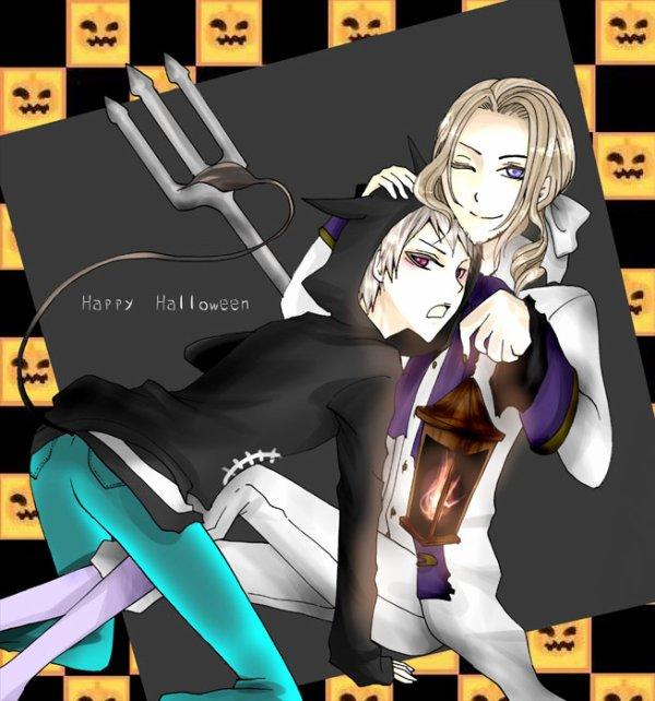 Fan-arts Halloween