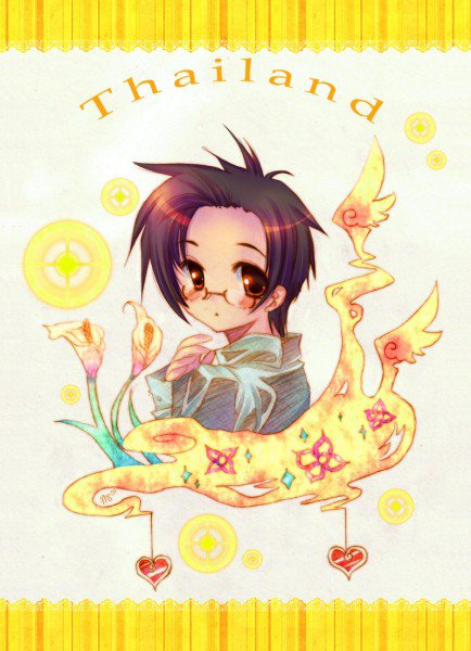 "Fan-arts ""Thailand"""