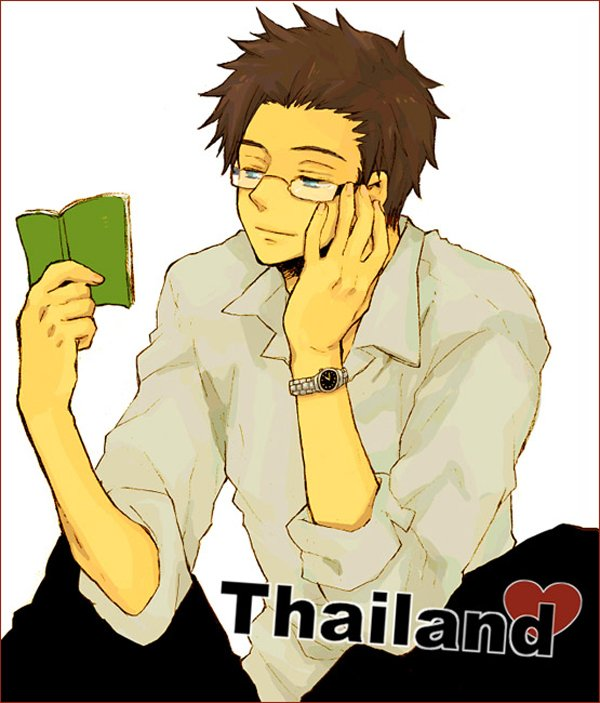 "Fan-arts ""Thailand"
