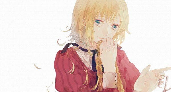 """Fan-arts """"Lily"""""""