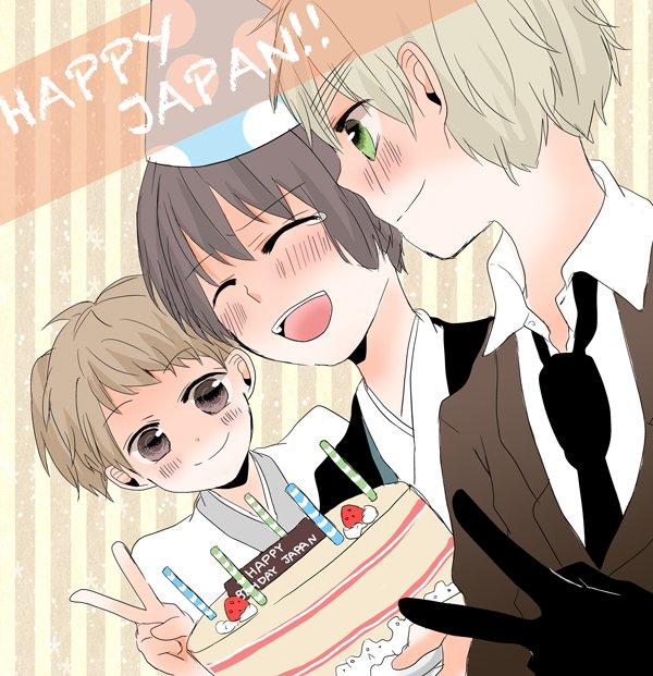 Happy birthday Kiku!!!!! >w<