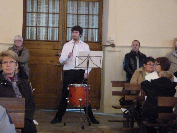 Sainte Cécile 05/12/2010