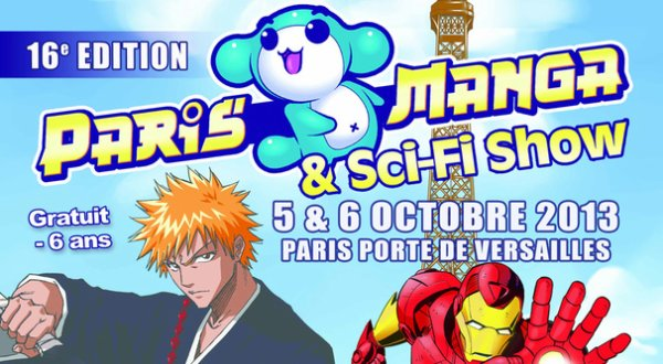 CONVENTION - Paris Mnga Octobre 2013