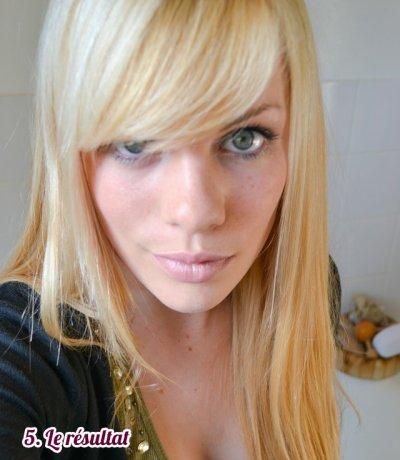 Quelle couleur pour les cheveux blond