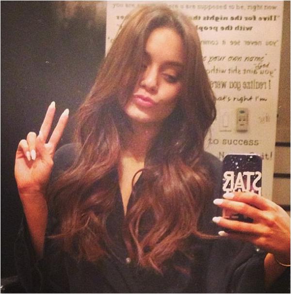 × Nouvelle coiffure pour Vanessa !