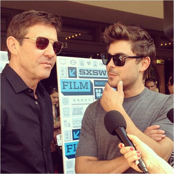 × Zac présente At Any Price au SXSW Film Festival