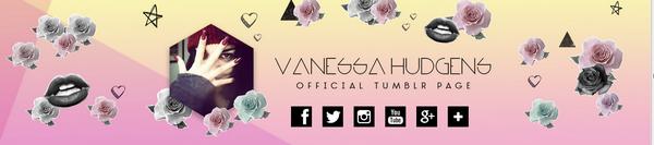 × Vanessa tweete et annonce l'ouverture de son tumblr !