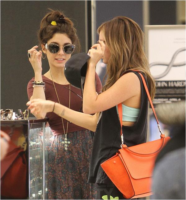 × Shopping entre amies !