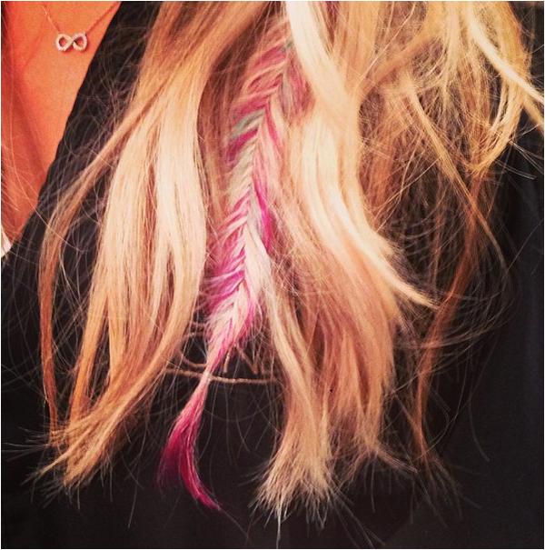 × Retour au blond !