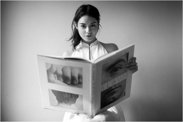 × Outtakes du photoshoot de Vanessa pour Dossier Journal
