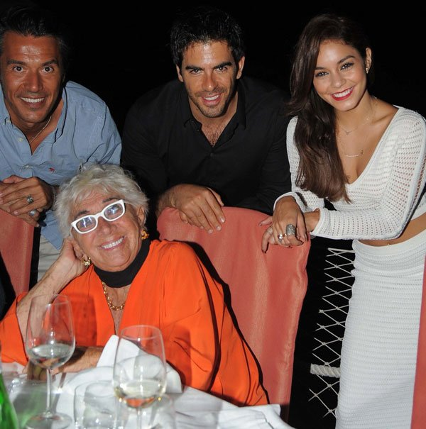 2013 Ischia Global Fest Gala Dinner