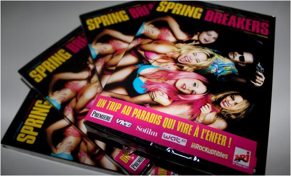 × Concours : gagne ton DVD de Spring Breakers !