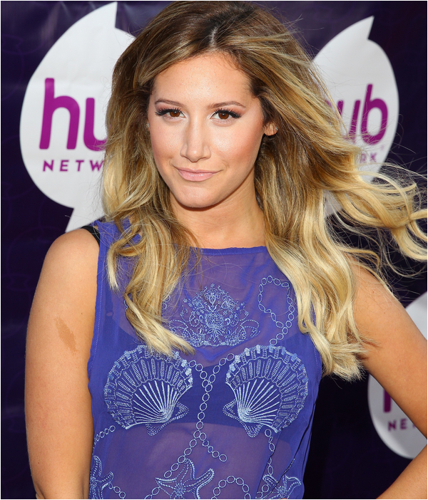 Ashley au The Hub Network's 2013 Summer TCA