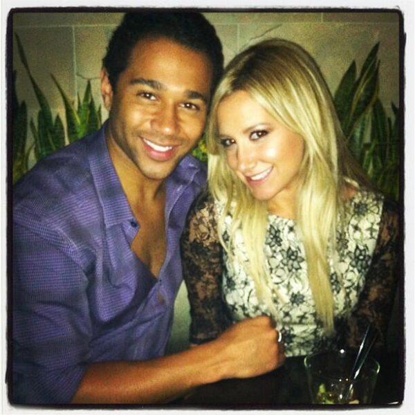× Ashley et Corbin réunis le 4 septembre au soir à New-York ♥