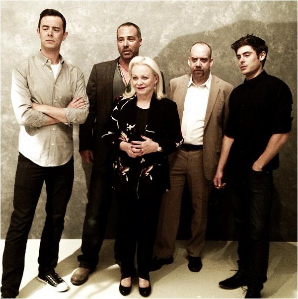 Journée presse pour Parkland au TIFF ce 6 septembre 2013