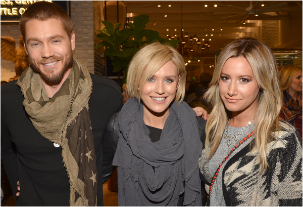 Lucky Brand flagship Store Opening