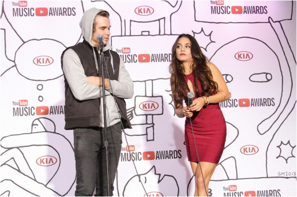× YouTube Music Awards