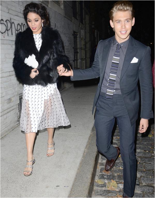 × CFDA & Vogue 2013 Fashion Fund Finalists Celebration avec Austin