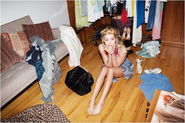 × Nouvelles photos du photoshoot d'Ashley par Jessica Haye & Clark Hsiao (2013)