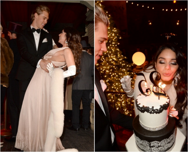 × Vanessa fête ses 25 ans : photos officielles de la soirée
