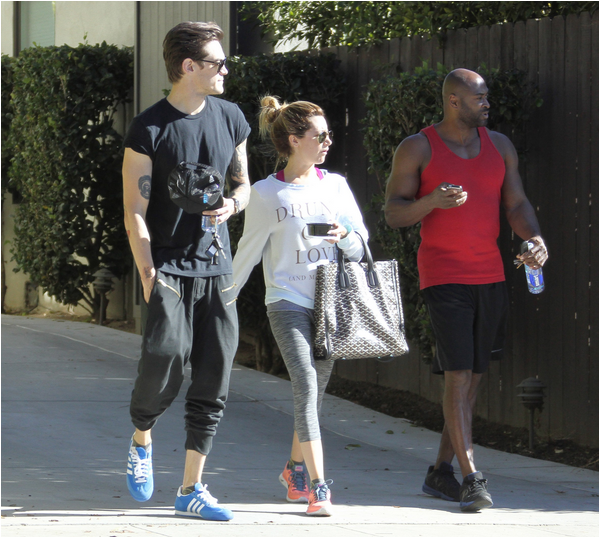 × Jogging avec Chris