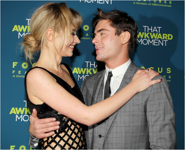 × Projection de That Awkward Moment à New-York