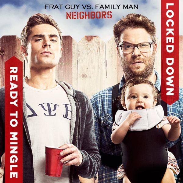 × Neighbors : week-end promo