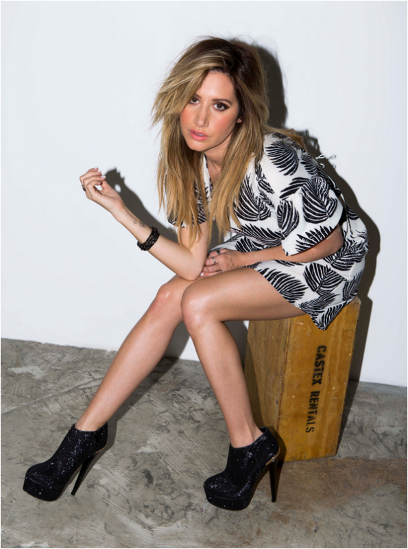 Photoshoot d'Ashley pour Boohoo par Vijat Mohindra