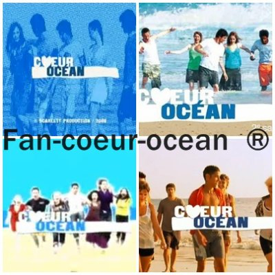 Coeur ocean ®