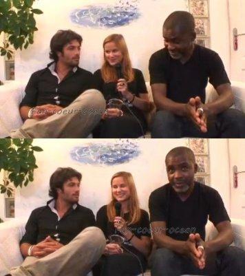 Coeur Océan, saison 5 : Les acteurs en interview vidéo !