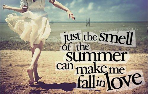 Oh my God... bientôt l'été s'en vient!
