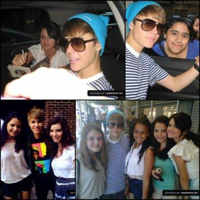 29/06/11: Justin rencontre des fans à NY