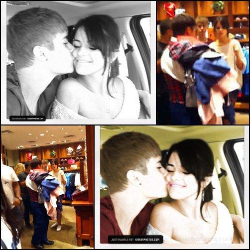 22/07/11: Justin et Selena à Disneyland