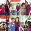 13/07/2013 Miranda visitant des fans malades a San Diego