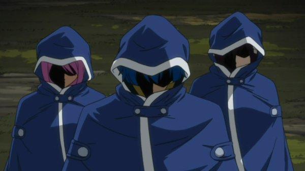 """Chapitre 9 """"Les jumelles bleues"""""""